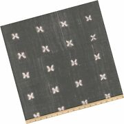 Michael Miller Minky Mudcloth Mabel Stone Fabric By The Yard