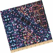 Michael Miller Minky Prismatic Multi Fabric Fabric By The Yard