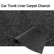 Car Boat Carpet Upholstery Auto Floor Trunk Liner Cab Cover Renew 78x 40 Gray