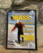 Very Rare Striped Bass Magazine March / April 2006 Fishing Collectible