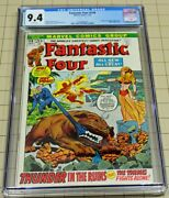 Fantastic Four Vol.1 1961 Series  118 Cgc Graded 9.4 White Pages Marvel C