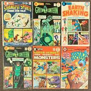 Dc Special Presents 13,17,18,20,21,29 Green Lantern Justice Society Lot