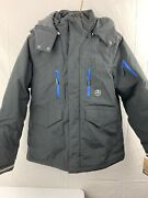 Khombu Waterproof Down Filled Removable Liner Jacket Men's Size Xl New Nwt