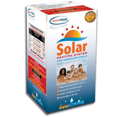 Sunheater Solar Pool Heating System - In Ground 80 Sq Ft