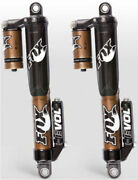 Fox Shocks Float 3 Evolution Front Shocks Kawasaki Kfx450r 2008-2014 830-24-061