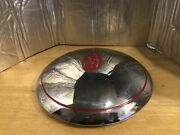 1939 To 1942 Oldsmobile Moon Circle Hubcap Olds 39 40 41 42 Hubcap