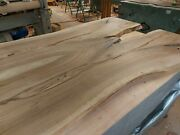Large Walnut Slabs Book-matched Pairs Live Edge