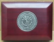 Lionel Century Club Ii Jewelry Box, Paper Weight And Lapel Pin 2001-2005