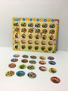 Toy Story Yahtzee Jr Hasbro Game 2009 Replacement Parts Pieces Scoreboard Tokens
