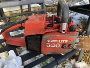 Homelite 330 Xp Chainsaw For Parts Not Working