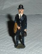Johillco John Hill And Co Vintage Lead Man With Gladestone Bag Ex Cond. F/s A