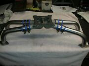 Corvair Offenhouser 140 Hp Center Mount Chrome Intake, New Hoses And Clamps