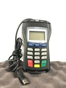 Uic Heartland Payment Systems Pp790se Credit Card Terminal / Nice Unit