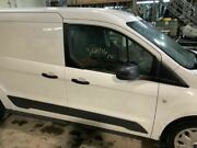 14 Transit Connect R. Front Door Electric W/o Passenger 1 Touch Up And Down