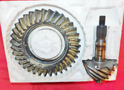 Ford Mustang Mercury Cougar Lincoln New Richmond 9and039and039 Rear 3.50 Gears 28-spline