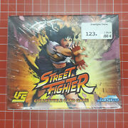Streetfighter Display Ovp Collectible Card Game - Jasco Ufs