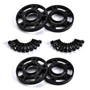 2 7mm 2 15mm Ultralight Hubcentric Wheel Spacers 5x130 For Porsche 911 996 997
