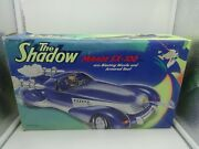 Kenner The Shadow Large Mirage Sx-100 With Blasting Missile - W/ Box