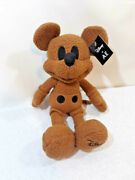 Disney Mickey Mouse X American Eagle Limited Edition Plush Brown Ships Free