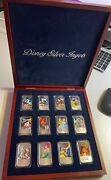 Disney Silver Ingots Collection