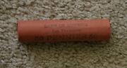 Lincoln Cent Unsearched Bank Roll - Double Bu V.d.b. Ends  0015