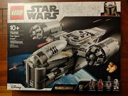 Lego Mandalorian The Razor Crest 75292 In Hand Sold Out