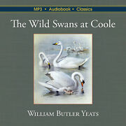 The Wild Swans At Coole - Unabridged Mp3 Cd Audiobook In Cd Jacket