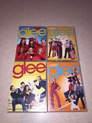 Glee Complete Season 1-4 1 2 3 4 Collection Dvd Tv Show Sets Used