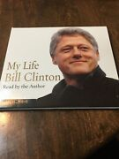 My Life Bill Clinton Audiobook Cd Read By The Author 6 Disc