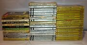 47 Erle Stanley Gardner Paperback Book Lot 1950s And 60s Perry Mason Collection