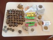 Our Find Your Gain, Pennies, Dollars, Foreign Coins