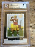 2005 Topps Black Aaron Rodgers 431 Bgs 9 Rookie Rc Packers