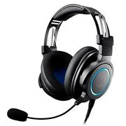 Used Audio Technica Gaming Headset Ath-g1 Ath G1 Pc Ps4 Xbox One 4961310150129