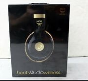Beats By Dr. Dre Headphones Studio Wireless, Mcm Special Edition Rare B0501