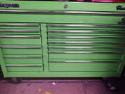 Snap On Green Toolbox