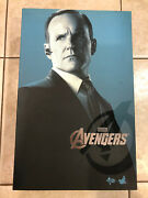 Hot Toys Mms189 Avengers Agent Phil Coulson 1/6 Scale Empty Art Box