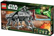 Lego 75019 Star Wars Clone Wars At-te Walker Retired Hard To Find Set New Sealed