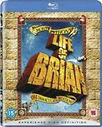 Monty Python's Life Of Brian The Immaculate Edition [blu-ray] [region Free] New