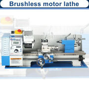 Metal Lathe/850w Brushless Motor All Steel Gear Wm210v /38mm Spindle Bore Hole