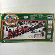 Christmas Magic Express Animated Train In Box Toy State