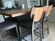 Gorgeous Modern Dining Room+ 6 Chairs Urban Homes