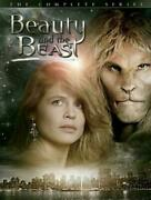 Beauty And The Beast Complete Seasons 1-3 Dvd Box Set Tv Series Collection Show