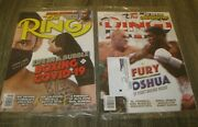 The Ring Magazine, 2020 Lot October And December