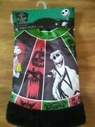 Nightmare Before Christmas Character Holiday Roulette Wheel Tree Skirt48