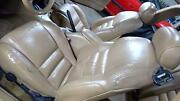 94-98 Ford Mustang Convertible Leather Seat Set Front/rear Saddle S Oem