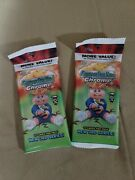 2 Pack Lot 2020 Garbage Pail Kids Chrome Series 3 Value Fat Pack 1 Refractor