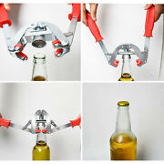 Bottle Capper Twin Lever Champagne Beer Bottle Top Cappers For Home Brewing