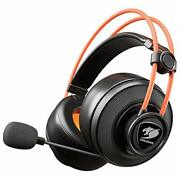 Cougar Gaming Headset Immersa Ti Titanium Coating Driver From Japan