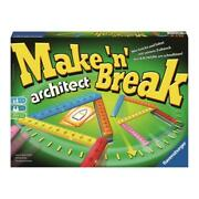 Ravensburger Game Make 'n Break Architect Game Of Skill From 8 Years