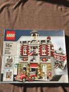 lego Creator Fire House 10197 Very Rare Last One New Never Assembled